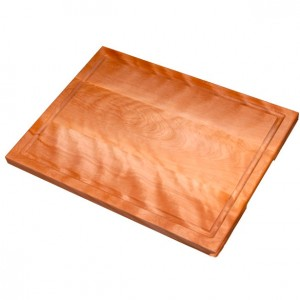 wood cutting board avaliable in Cherry or Maple