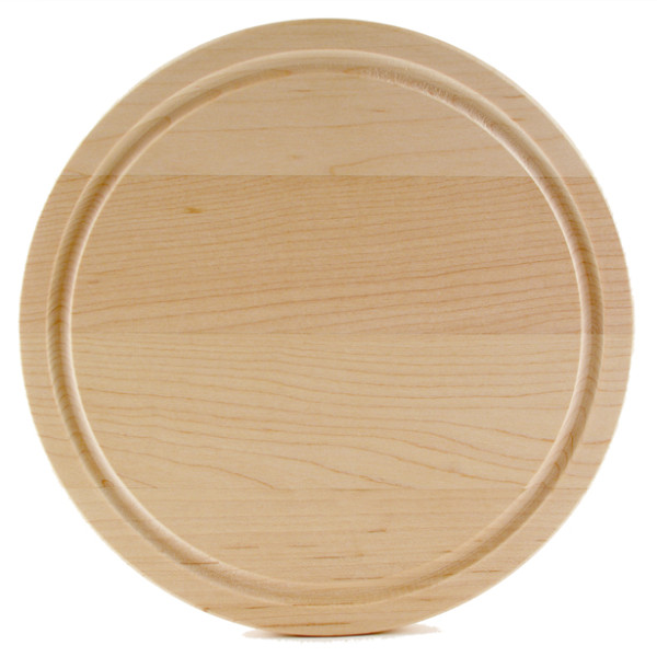 Round bar cutting board