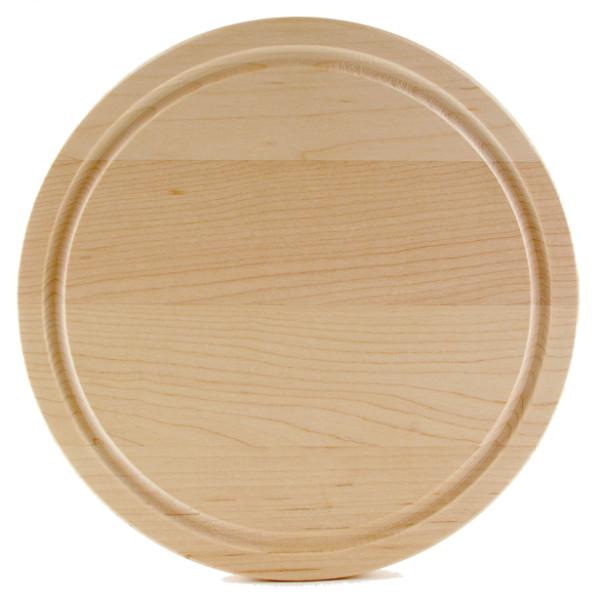Round bar cutting board