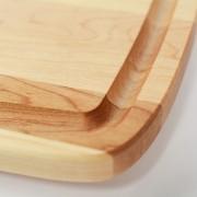 Steak Board with juice groove.