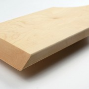 Maple Wood BBQ Grill Scraper. Made from 100% Canadian hardwood maple.