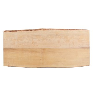 Live Edge Cutting Board, natural edge and made in Canada.