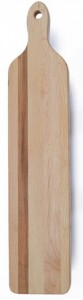 Wooden Baguette Board - Hardwood maple made in Canada